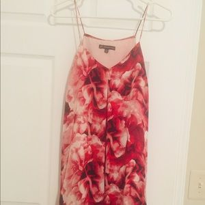 Adrianna Papell summer dress. Fully lined. Size M